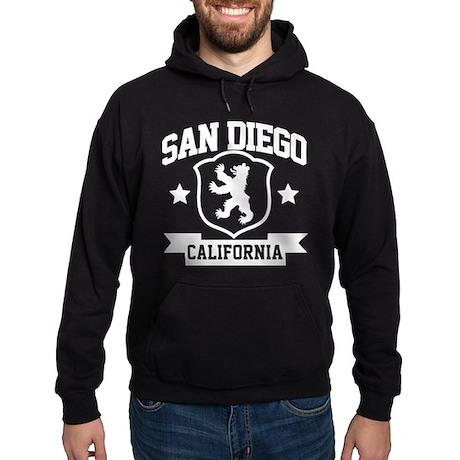 San Diego Heraldry Hoodie (dark)