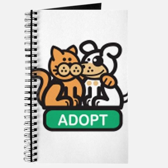 adopt animals Journal