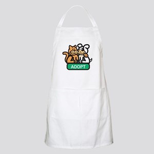 adopt animals Apron