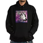 Cat Aquarius Hoodie (dark)