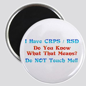 I Have CRPS/RSD Don't Touch M Magnet