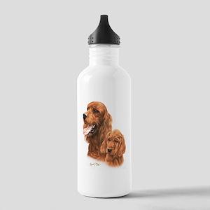 Irish Setter Stainless Water Bottle 1.0L