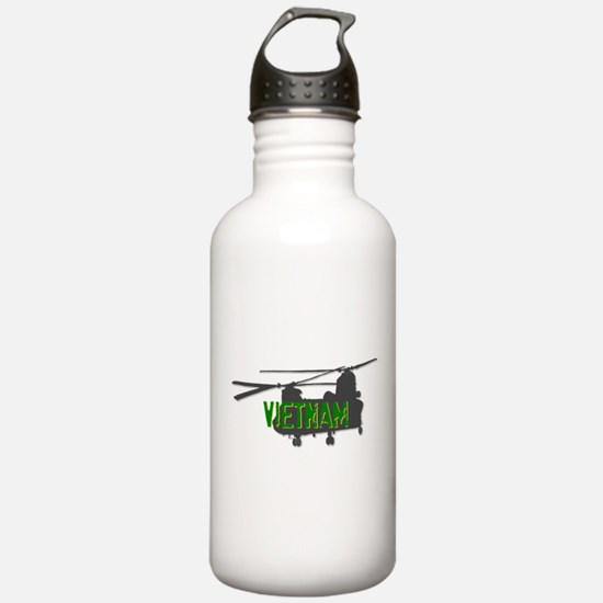 Vietnam Chinook Water Bottle
