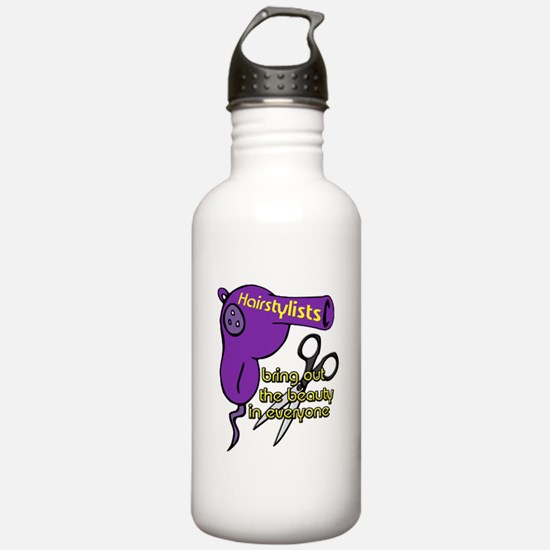 Hairstylists Water Bottle