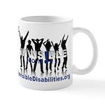Invisible No More Dance Mug