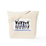 Invisible No More Dance Tote Bag