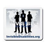 Invisible No More Team Mousepad
