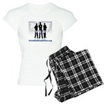 Invisible No More Team Women's Light Pajamas