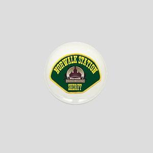 Norwalk Sheriff Mini Button