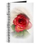 Musical Rose Journal