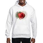 Musical Rose Hooded Sweatshirt