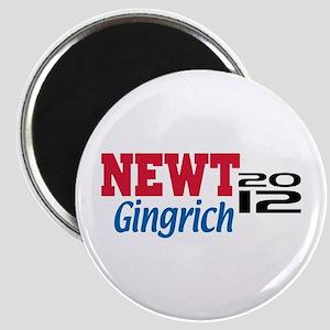 Newt Gingrich 2012 Magnet