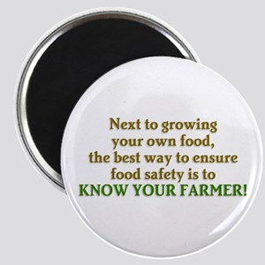 Know Your Farmer Magnet