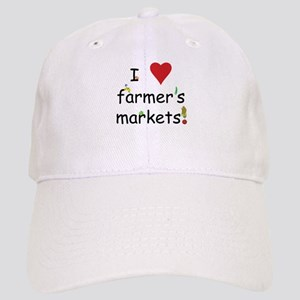 a161dd58467 Farmers Market Heart Dog576499511 Hats - CafePress