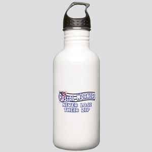 Postal Worker Stainless Water Bottle 1.0L