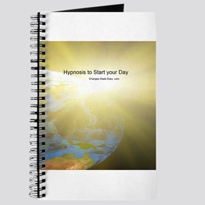 Hypnosis to Start your Day Journal