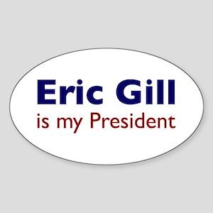 Eric Gill Sticker