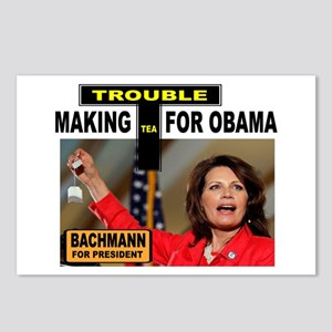 FIRST LADY PRESIDENT Postcards (Package of 8)