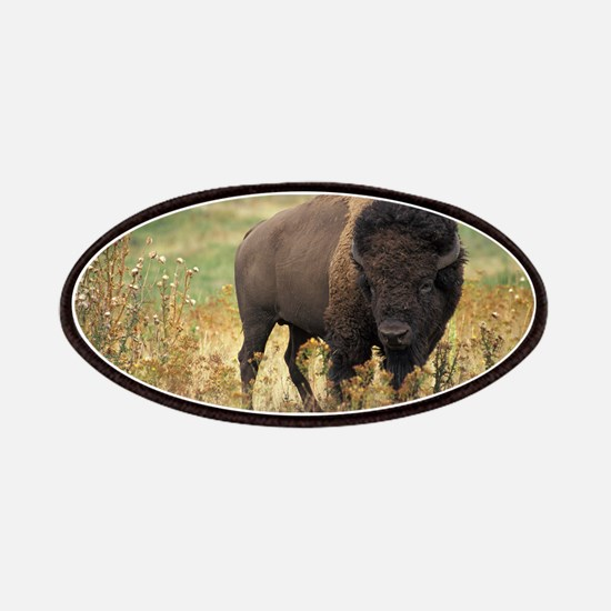 Bison Patches