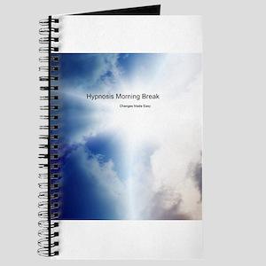 Hypnosis Morning Break Journal