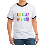 Roy G. Biv Graffiti (rainbow) Ringer T