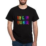 Roy G. Biv Graffiti (rainbow) Dark T-Shirt