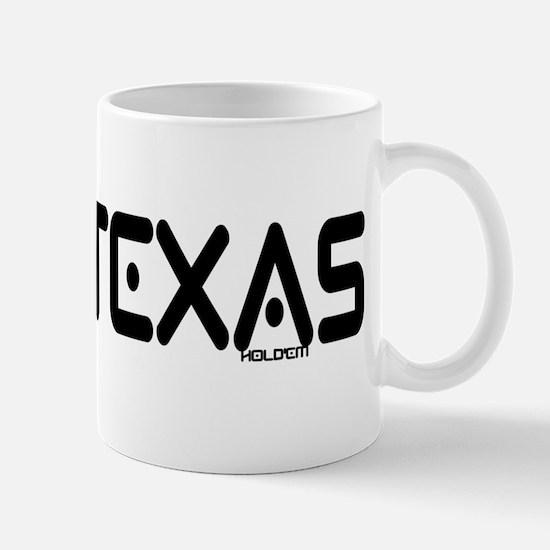"""""""Texas Hold'em"""" Mug"""