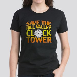 Save The Clock Tower Women's Dark T-Shirt