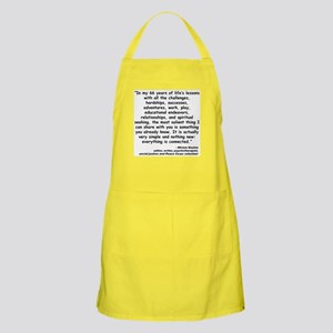Kashia Connected Quote Apron