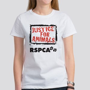 Justice for Animals Women's T-Shirt