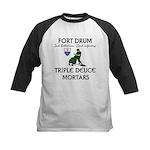 2-22 Infantry - Triple Deuce Kids Baseball Jersey