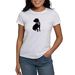Shar Pei Breast Cancer Suppor Women's T-Shirt
