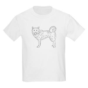 White Siberian Husky Kids Clothing Accessories Cafepress