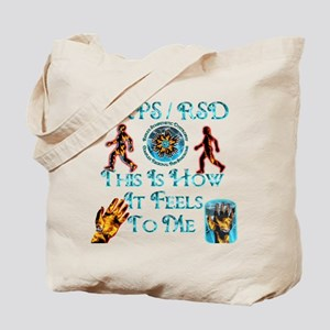 CRPS / RSD This Is How It Fee Tote Bag
