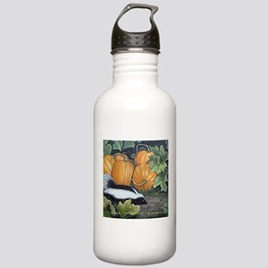 Trick or Treat Skunk Mouse Stainless Water Bottle