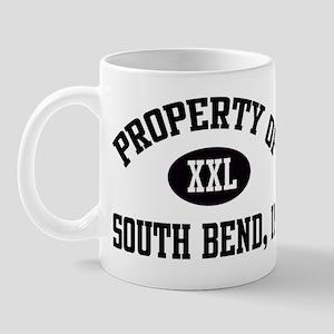 Property of South Bend Mug