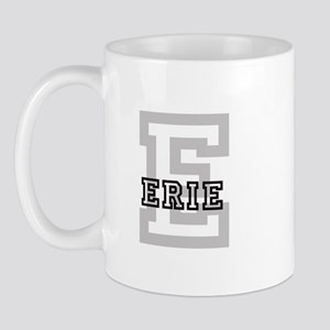 Letter E: Erie Mug