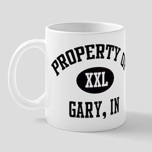 Property of Gary Mug