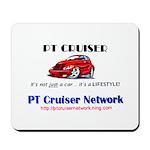 PT Cruiser Network Mousepad