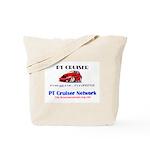 PT Cruiser Network Tote Bag