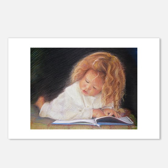 Bedtime Story - Postcards (Package of 8)