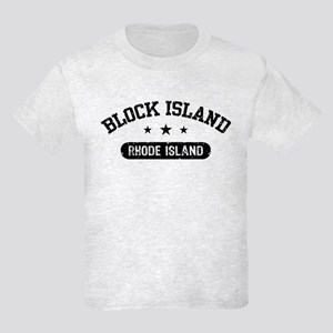 Block Island Kids Light T-Shirt