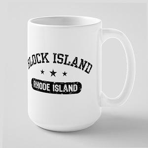 Block Island Large Mug