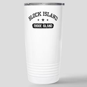 Block Island Stainless Steel Travel Mug