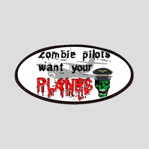 Zombie Pilot Patches