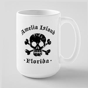 Amelia Island Large Mug