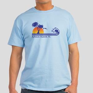Amelia Island Florida Light T-Shirt