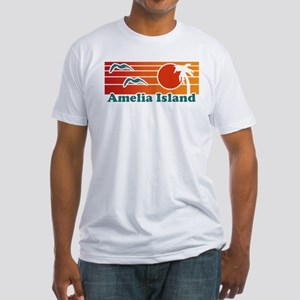 Amelia Island Fitted T-Shirt