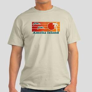Amelia Island Light T-Shirt