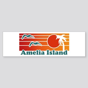 Amelia Island Sticker (Bumper)
